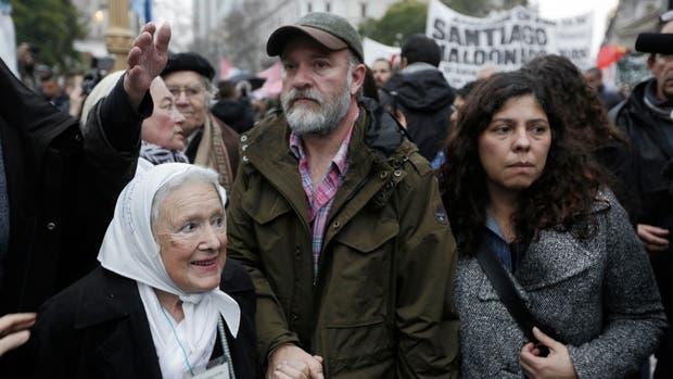 Sergio, el hermano de Santiago está al frente de la querella en la causa