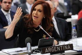Cristina Kirchner no asistirá a la cumbre del G-20 este año