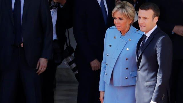 Brigitte Macron, la primera dama de Francia que llegó para cambiar las reglas