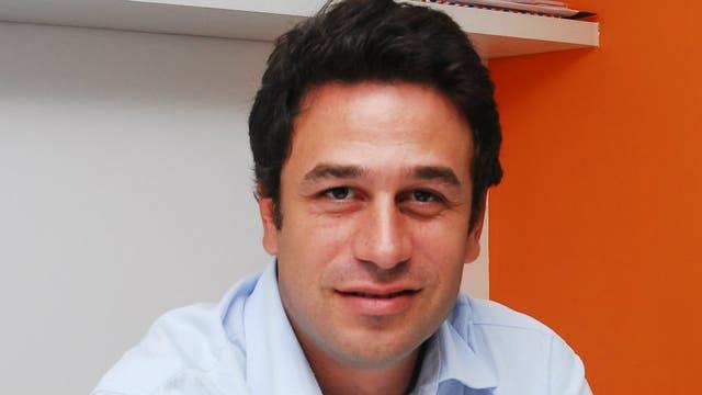 El empresario Alejandro Sas, uno de los creadores de Idolizate