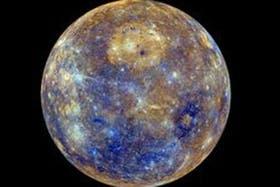 Las imágenes fueron tomadas por el Mercury Messenger de la Agencia espacial