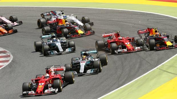 La F1, cerca de volver a rugir en Buenos Aires