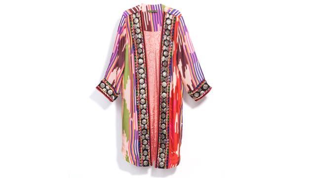 Kimono estampado (Rapsodia).