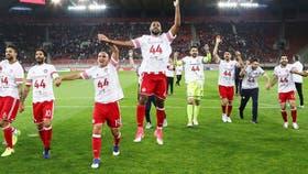 Cambiasso, campeón otra vez: ahora con Olympiakos de Grecia