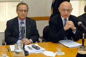 Borger y Timerman, en desacuerdo