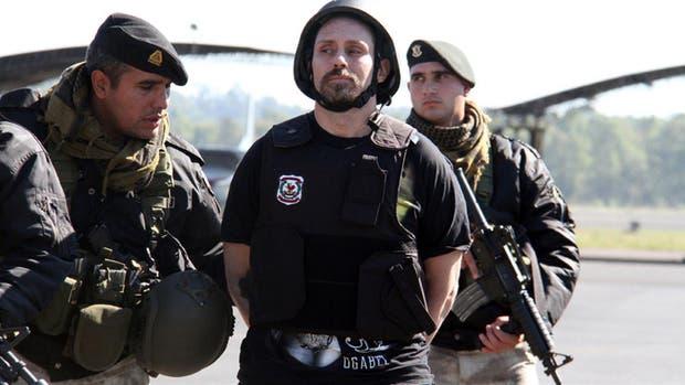 Pérez Corradi será extraditado al país