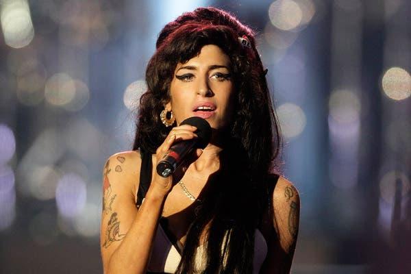 Amy Winehouse, una de las pérdidas musicales en 2012