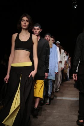 Desfile de Kostume en American Express Designers Buenos Aires