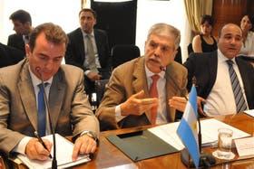 De Vido habló de obras con el gobernador de Mendoza e intendentes de esa provincia