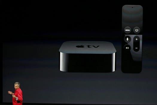 La compañía también renovó el Apple TV.