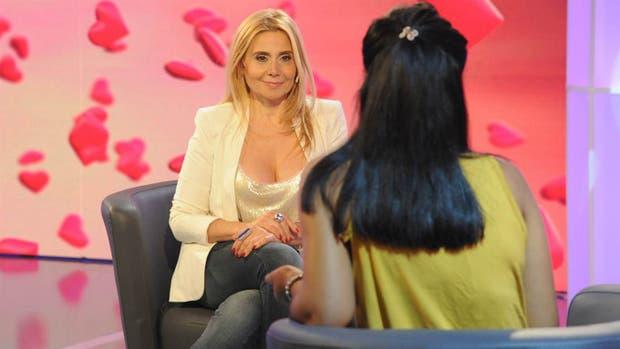 Andrea Politti, en el primer envío del programa