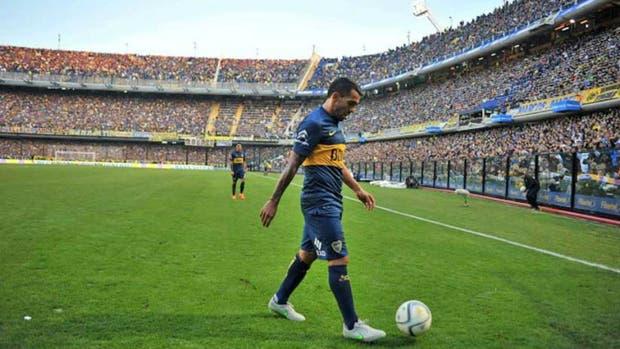 Se espera una Bombonera repleta para el que puede ser el último partido de Carlos Tevez