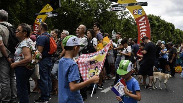 El Tour de Francia es un terreno fértil para las empresas