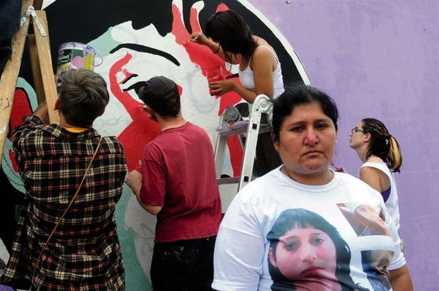 Marta Ramallo busca a su hija Johana