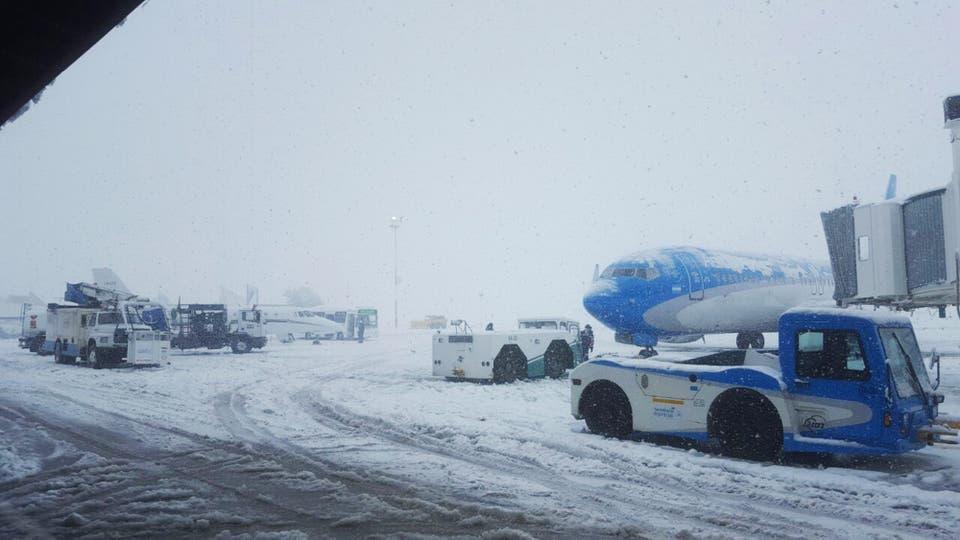 El Aeropuerto Bariloche