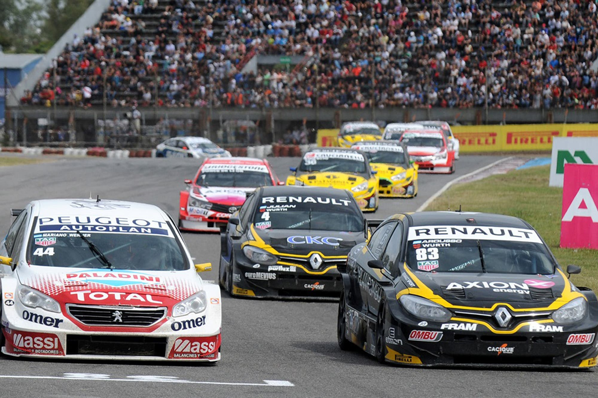 Fierros Weekend: What you need to know to see the Super TC2000