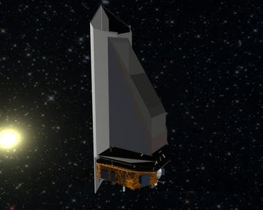 The NeoCam project aims to identify more than 140 meters of asteroids near Earth.
