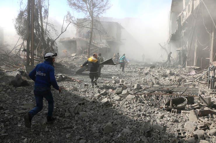 Lavrov ve Frente al Nusra como principal problema para Guta Oriental