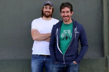 Mike Cannon-Brookes y Scott Farquhar se conocieron en la universidad