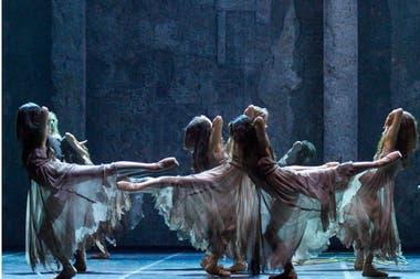 Escena de la magnífica Giselle, de Akram Khan