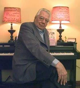A los 88 años, murió Ariel Ramírez