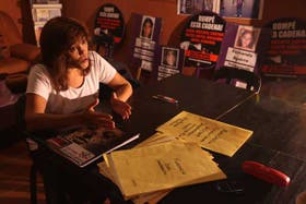 """""""Las bandas que se dedican a la trata son muy poderosas"""", dijo Fabiana Tuñez, de la Casa del Encuentro"""