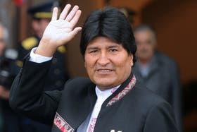A un año de las elecciones, el presidente de Bolivia anunció la medida