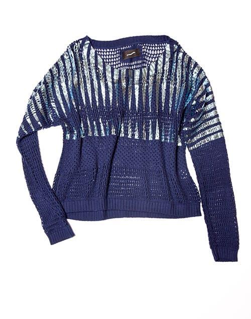 Sweater (Tramando, antes $920, ahora $644).