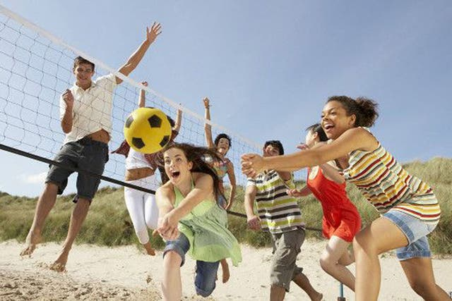 Los doctores recomiendan hacer ejercicio desde temprana edad, aunque nunca sea tarde para comenzar