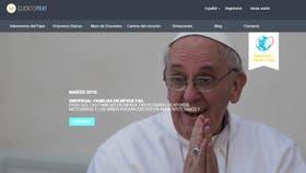Click to Pray la aplicación para rezar con el Papa