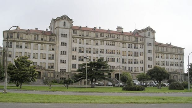 El Hospital Interzonal de Mar del Plata
