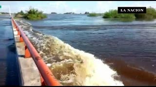Inundación en Autopista Santa Fe