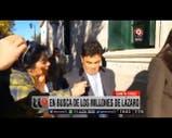 Resumen de los allanamientos a la familia Báez