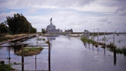 En fotos: General Villegas bajo el agua y emergencia agropecuaria