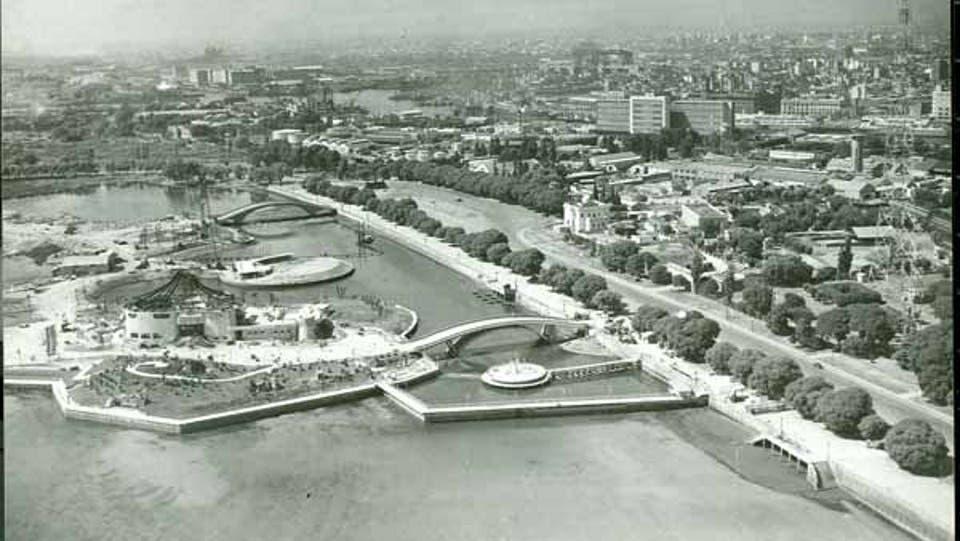 La ex Ciudad Deportiva. Foto: Archivo