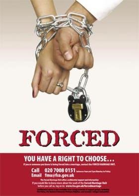 Este cartel del gobierno británico dice: