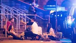Las imágenes más impactantes de las explosiones en Manchester