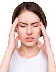 ¿Cómo prevenir los dolores de cabeza?