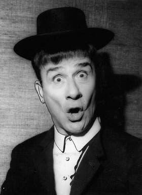 Pepe Biondi, un grande del humor argentino