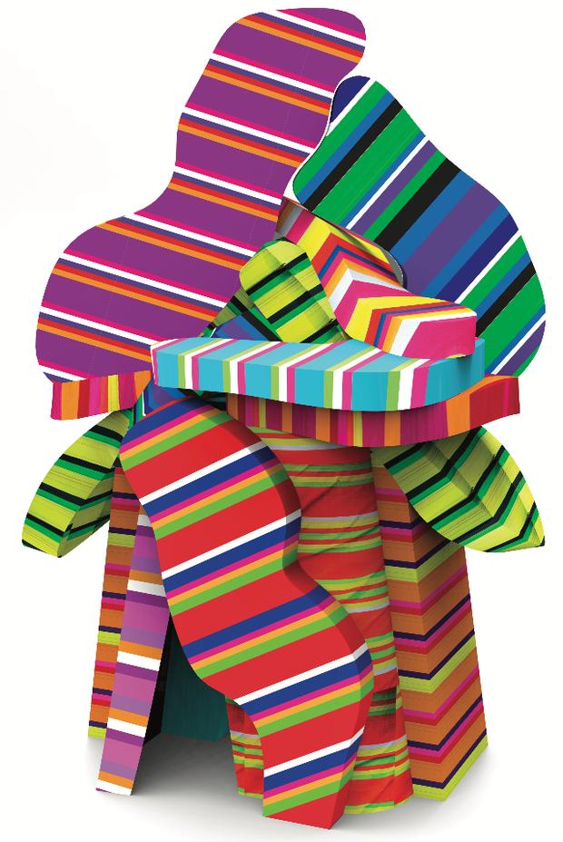La Escultura de los deseos de Marta Minujín