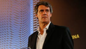 Alfonso Prat Gay, ministro de Hacienda