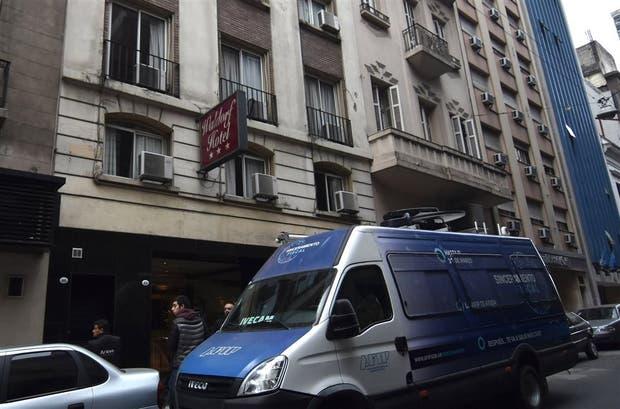 La Justicia allanó el hotel Waldorf, propiedad de un socio de Máximo Kirchner