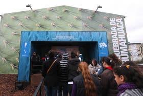 El stand del Ministerio de Turismo en Tecnópolis costó 14 millones de pesos