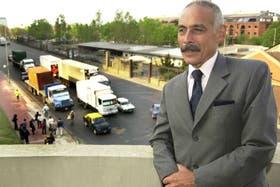 José Sbatella, presidente de la UIF