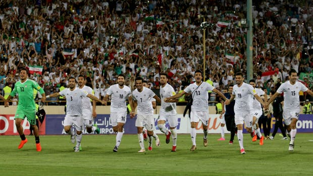 El festejo iraní