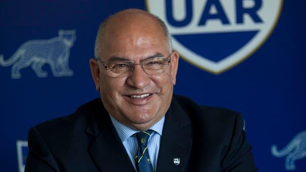 Carlos Araujo, presidente de la UAR