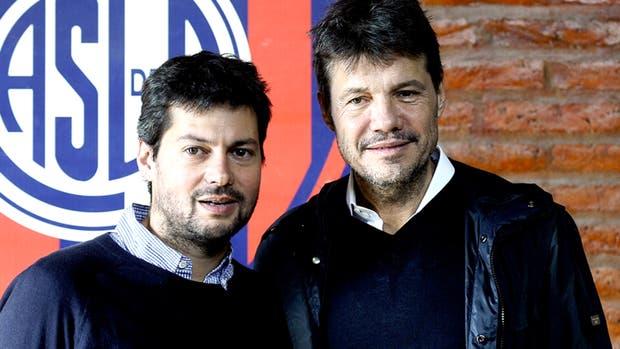 Tinelli vuelve a San Lorenzo ¿y la AFA?