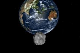 El asteroide de unos 50 metros fue observado, fotografiado y hasta grabado por investigadores y amantes del Cosmos