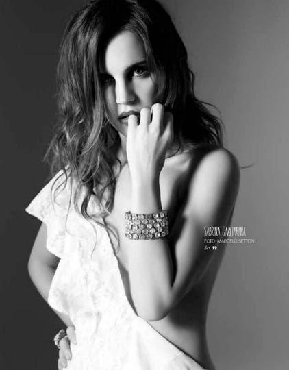 Sabrina Garciarena. Foto: Revista SH