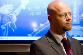 Yngve Slyngstad, CEO del Banco Noruego de Manejo de Inversiones